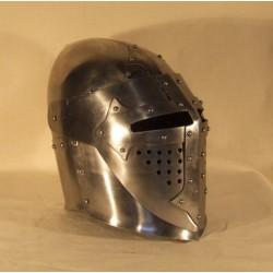 Bacinet primitif XIV XV