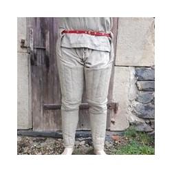 jambes Gamboisée