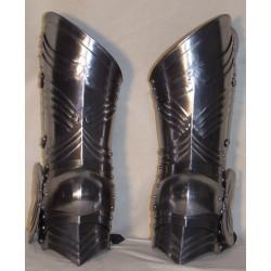 Jambes d'armure Gothique