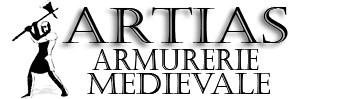Artias Armurerie - Boutique Médiévale